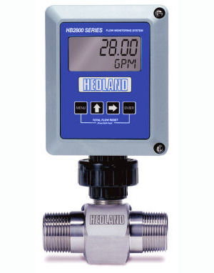 Hedland Electronic Readout HB2800