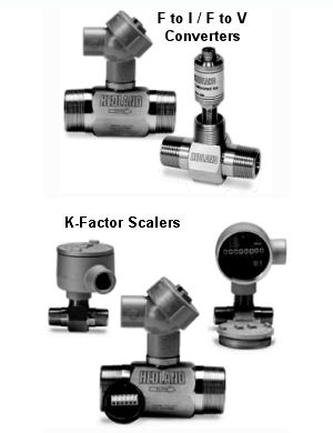 Hedland F Converters and K Factor Scalers